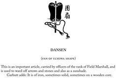 Dansen (fan of uchiwa shape), page 46.