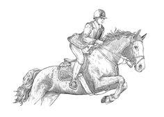Horse House on Behance