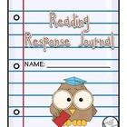 *FREE   This reading journal is great for silent sustained reading and/or for homework. It has a variety of writing suggestions for students to refer to wh...