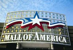 Go shopping at the Mall of America!