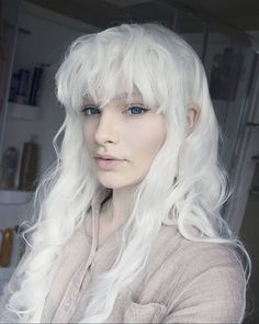 #Regram from @criedwolves in their newly styled #Griffith wig from #Berserk! They've perfectly used a #ClassicWavyCollection in #White to achieve Griffith's gorgeous locks! . http://www.ROCKSTARWIGS.com