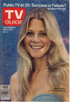 Bionic Woman, March, 1978
