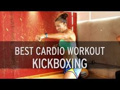 Can you keep up with this  cardio kickboxing workout??…  Read More http://www.makingthebest.com/best-cardio-workout-kickboxing/