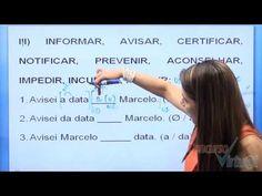 Vídeo01 Prof Grasiela Cabral Português Essencial Regência Verbal e Nominal