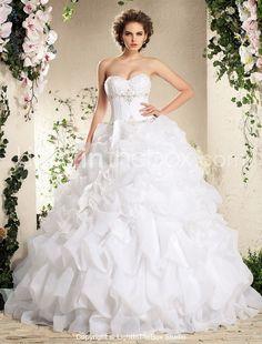 recente vestido noiva princesa | Opção 4 : Estilo sereia, geralmente são tomara que caia e justo ...