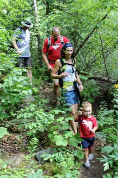 From @Cragmama - Hiking with Toddlers (LOVE this post!)