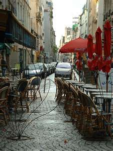 Paris /street Cafe