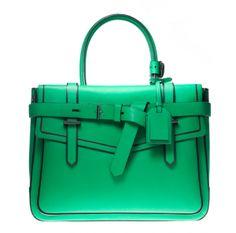 Reed Krakoff Green Boxer Bag