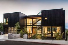 With a pianist and a percussionist living under the same roof, the Music Box House is all about the acoustics. The home is acoustically separated into two spaces - a piano studio and a rehearsal space. As a timpanist in...
