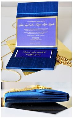 The Missy Invitation Clutch ©2012