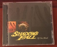 Of One Blood By Shadows Fall CD