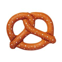 """What more do you want laying in your pool? A giant pretzel made of heavy-duty vinyl. - Constructed of heavy duty vinyl Measures 60"""" in diameter - Room for up to 3 kids - Wipe Clean"""