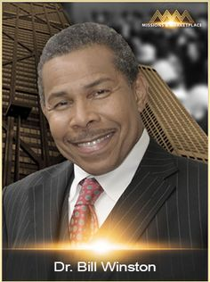 Dr. Bill Winston is a highly respected and influential global and spiritual business leader, author and Founder and Pastor of Living Word Christian Center (LWCC), a 20,000 member church located in Forest Park, Illinois. #mmconf13