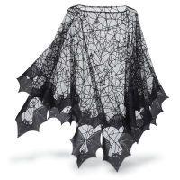 Spider Web Poncho