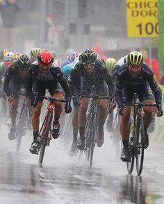 Michael Albasini wins Tour De Romandie 2017 stage 1 @bettiniphoto