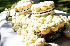 Sweet Cheeks | Gourmet Cupcakes | Sutherlin, Oregon Makes some awesome Pina Colada cupcakes! Among others