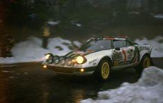 1977_Lancia Stratos_Monte Carlo_Sandro Munari