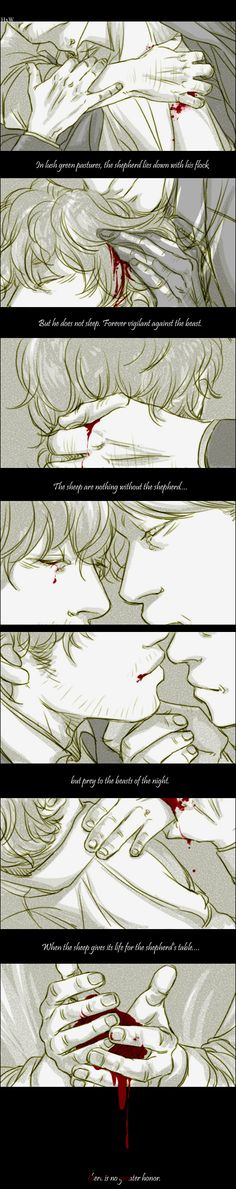 hannigram by young212.deviantart.com on @deviantART