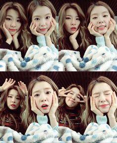 Instagram update - Seulgi&Irene
