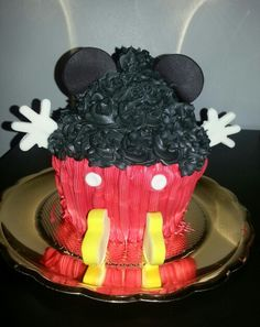 Ponque Gigante Mickey Mouse