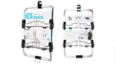 Shower Station Modular Shower Caddy | Quirky Products
