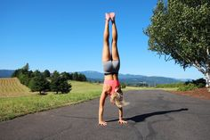 4 Drills You Can Do To Get Stronger and Better at Handstands