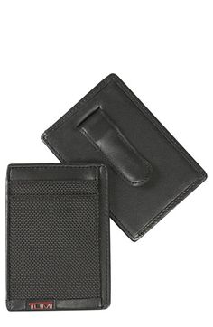 Tumi 'Alpha' Money Clip Card Case available at #Nordstrom