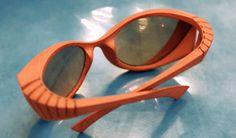 3D Printed Eyewear. Designer Ron Arad discusses his 3D-printed sunglasses.  #3DPrintedEyewear