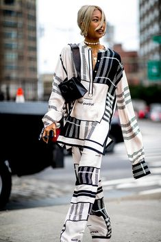 101 Best Street Style Looks From New York Fashion Week Spring 2019 6f4226e99