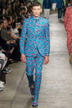 Richard James Spring Summer 2016 Primavera Verano #Menswear #Trends #Tendencias #Moda Hombre - London Collections MEN - F.Y!