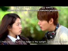 LOVE IS THE MOMENT FROM THE HEIRS FEAT (LEE MIN HO AND PARK SHIN HYE) - http://LIFEWAYSVILLAGE.COM/korean-drama/love-is-the-moment-from-the-heirs-feat-lee-min-ho-and-park-shin-hye/