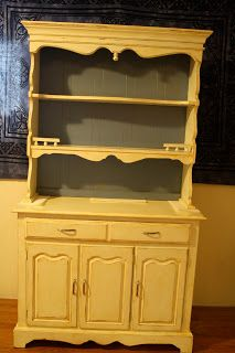 Superbe Not Hating The Yellow Hutch .