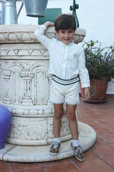 Conjunto niño, colección Yazmin. Otoño/invierno 2015/2016. #yazmincollection #fashion #fashionchildren #neymasmodainfantil #madeinspain