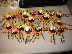 monster halloween treats