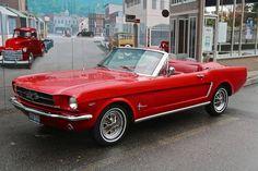 1965 - Mustang Convertible