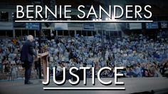 Bernie Sanders - Justice .. standing up for all people from the very beginnging
