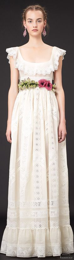 Going to try to sow something like this... I think I can make it work :) / Valentino Resort 2015 §