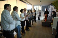 Prezentacja mebli powstałych podczas warsztatów Dobry Tydzień Projektanta