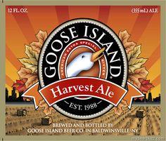 Goose Island – Harvest Ale