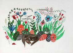"Check out my @Behance project: ""Easter Illustration in progress"" https://www.behance.net/gallery/52073823/Easter-Illustration-in-progress"