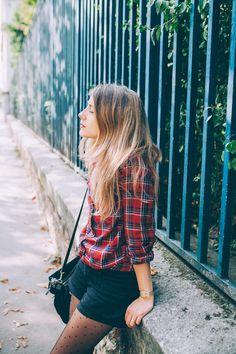 a16c821bd2aaec 13 meilleures images du tableau chemise bucheron   Checked shirts ...
