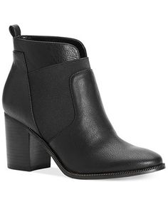 2b2132638 Calvin Klein Ashby Booties Shoes - Boots - Macy s