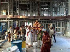 ISKCON Baltimore: Srila Prabhupada visiting New Temple Project. (Album with photos)  Srila Prabhupada: The holy name of the Lor…