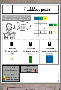 Bar Chart, Education, School, Cycle 3, Kids, Style, Names, The Hundreds, Learn Math