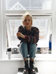 Cool girl oot fashion inspiration doc martens biker girl vintage fashion biker fashion inspiration martens vintage source by paulinetrbl edgy outfits Outfits 90s, Mode Outfits, Casual Outfits, Grunge Outfits, Hipster Girl Outfits, Hipster Outfits Winter, Cool Girl Outfits, Hipster Hair, Grunge Shoes