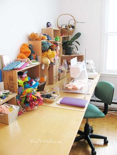 A Doll Makers Space