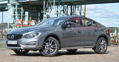 """With a unique design, the #Volvo S60 is """"one of the only true niche cars available."""" Test drive it today at Volvo Cars Fredericksburg and see for yourself! http://www.digitaltrends.com/car-reviews/2016-volvo-s60-cross-country-review/"""