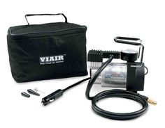 Buy Viair Portable 12 Volt 100 PSI Air Compressor Kit for Passenger Car Tires at Wish - Shopping Made Fun Tire Air Compressor, Best Portable Air Compressor, Electric Air Compressor, Bike Pump, Flat Tire, Shopping Hacks, The Ordinary, Pumps, Shopping