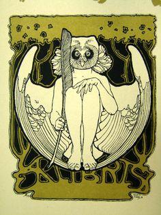 Ex Libris by Koloman Moser