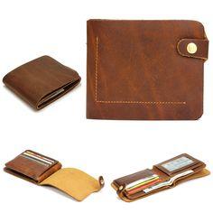 Original Urcover Premium Material Geldbörse Etui Portemonnaie Tasche für Kreditkarten und Bargeld etc. Braun: Amazon.de: Koffer, Rucksäcke & Taschen 34,90€